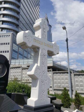 Мраморный крест фото