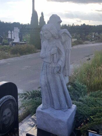Ангел из гранита фото