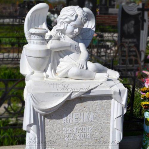 Скульптура ангелочка №6448