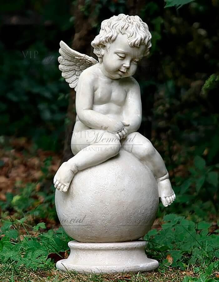Скульптура ангела