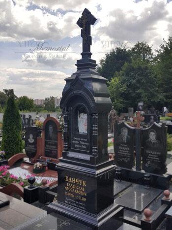 Памятник в виде часовни