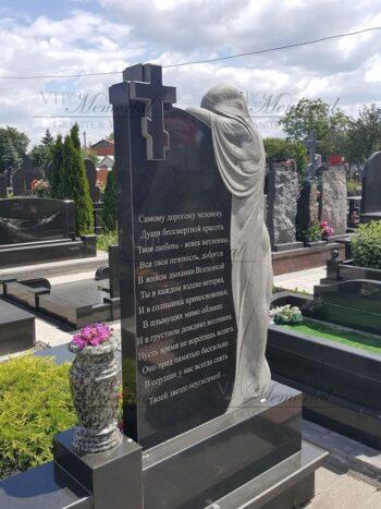 Памятник со скульптурой цена