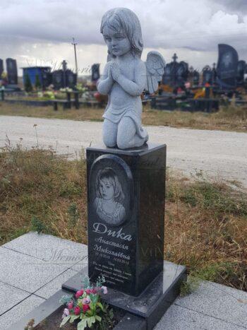 Скульптура ангелочка №6460